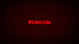 iDecide - Screengrab clear